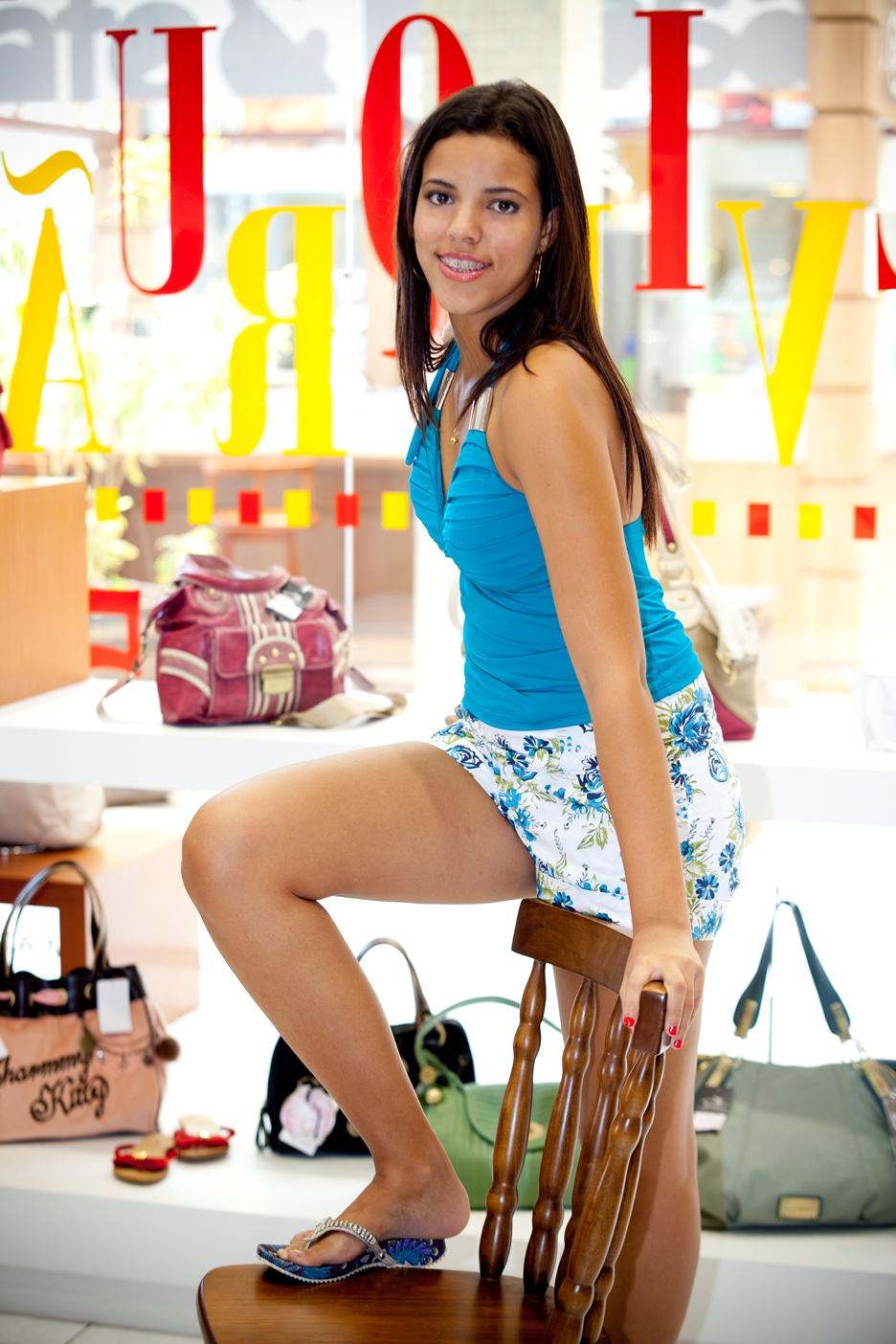 Linda Meninas Novatas Em Aracaju-9785
