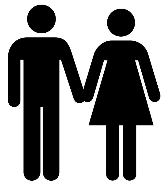 Homem E Mulher Ela C-1485